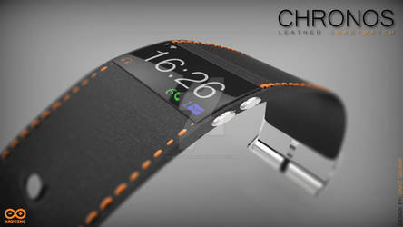 Chronos - Smartwatch by ibolzurikato