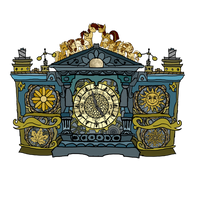 the new Great clock
