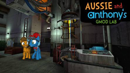 Anthony and Aussie's Garry's mod Lab