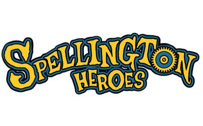 Spellington Heroes logo