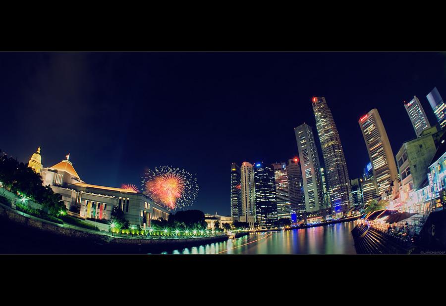 Fireworks Celebration - Day 1 by lxrichbirdsf
