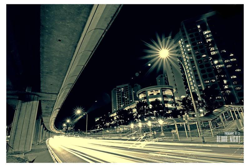 Bedok Night by lxrichbirdsf