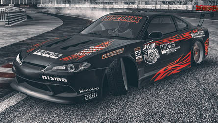 Silvia S15 by kamsuy22