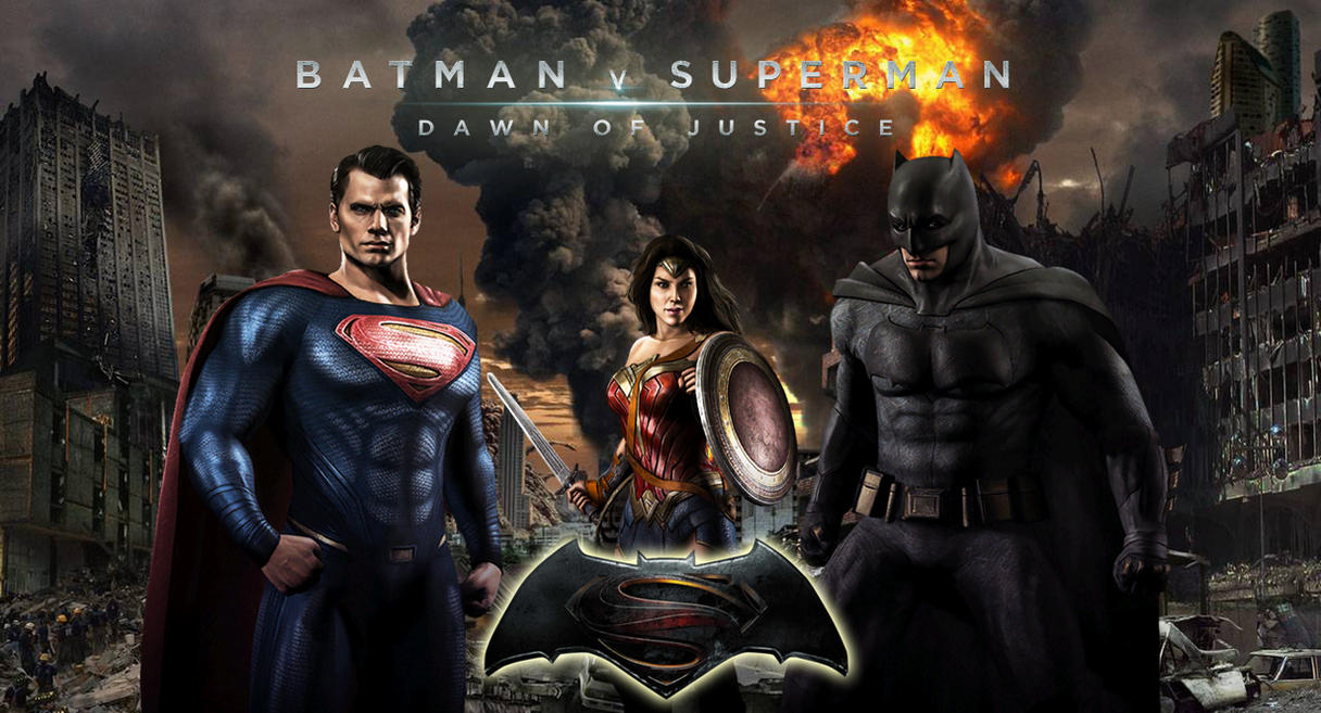 Batman V Superman Dawn Of Justice Wallpaper A By Joshua121Penalba