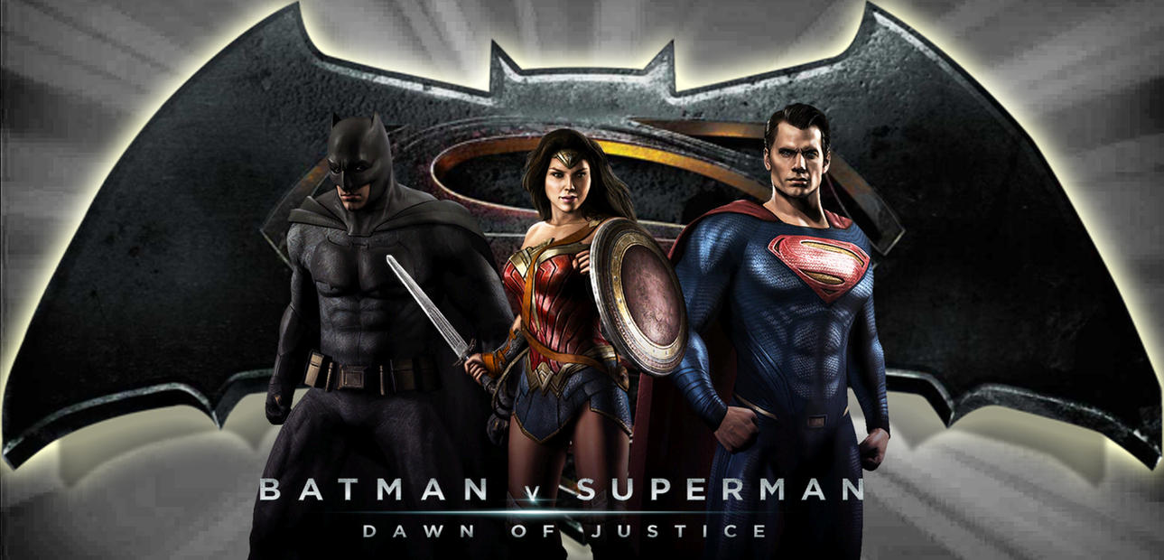 Batman V Superman Dawn Of Justice Wallpaper B By Joshua121Penalba