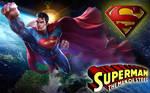 SUPERMAN THE MAN OF STEEL WALLPAPER
