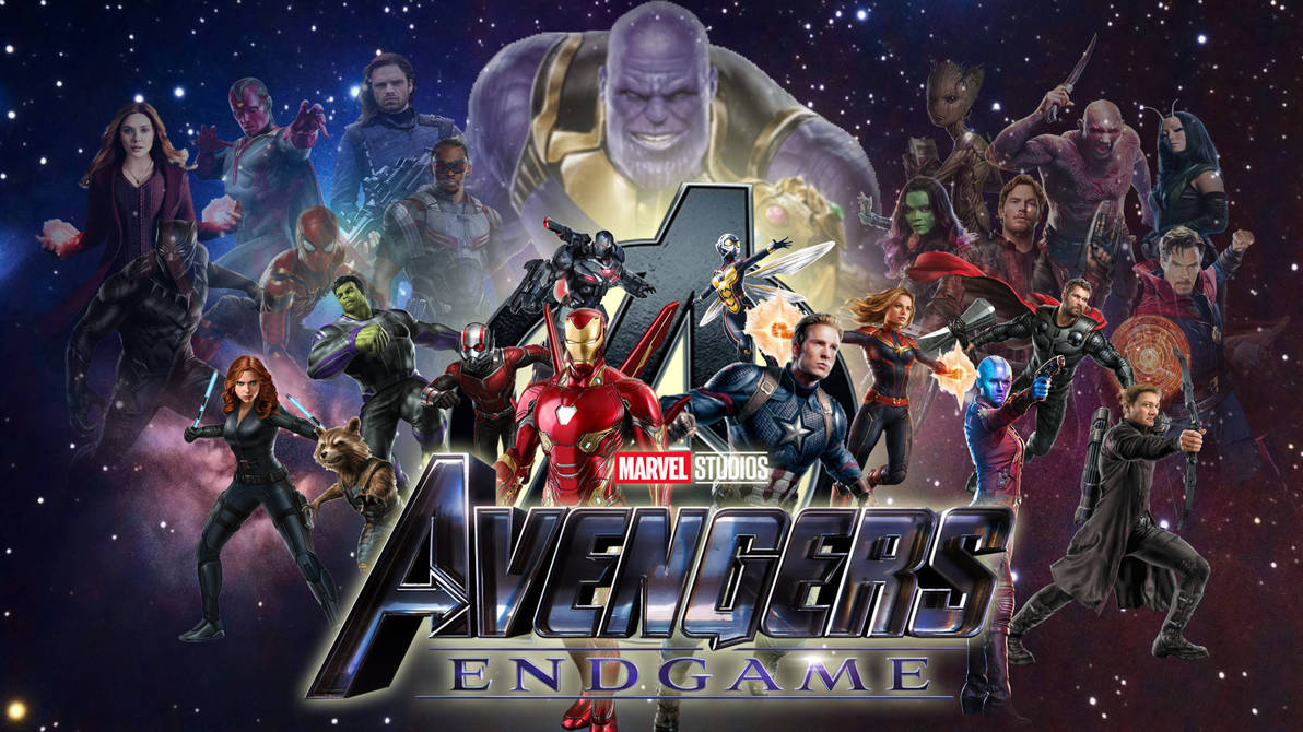 Wallpaper Avengers Endgame Avengers 4 Hd Movies 16872: AVENGERS ENDGAME WALLPAPER By Joshua121Penalba On DeviantArt