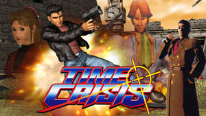TIME CRISIS WALLPAPER