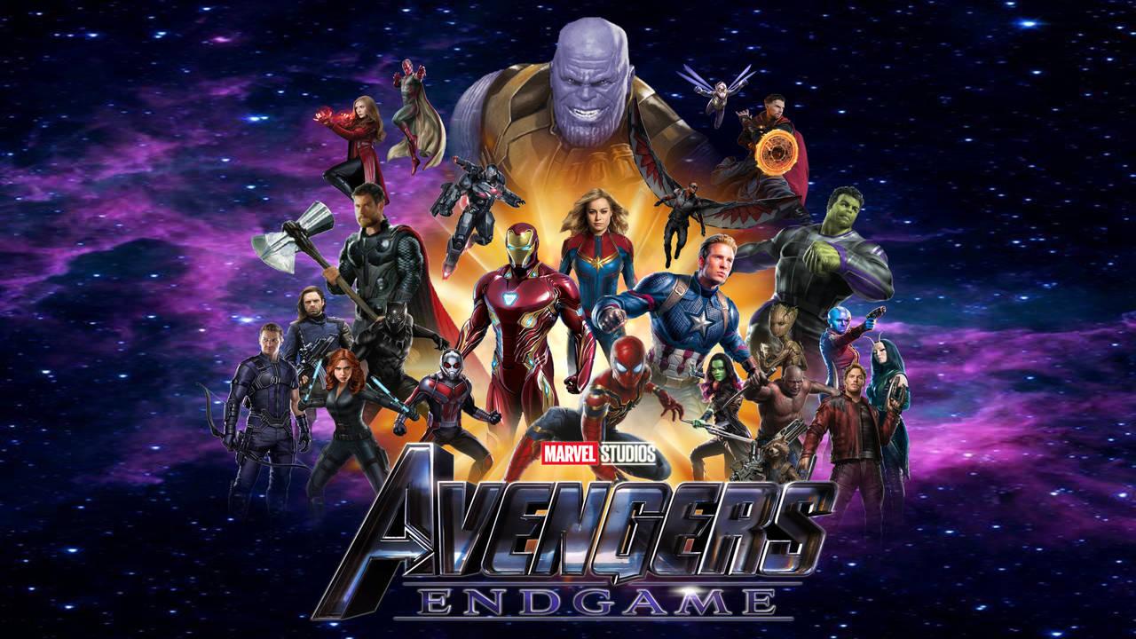 Avengers Endgame Wallpaper Hd By Joshua121penalba On