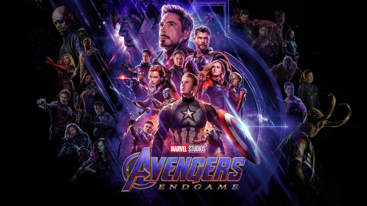 Marvel Studios Avengers Endgame Desktop Wallpaper By