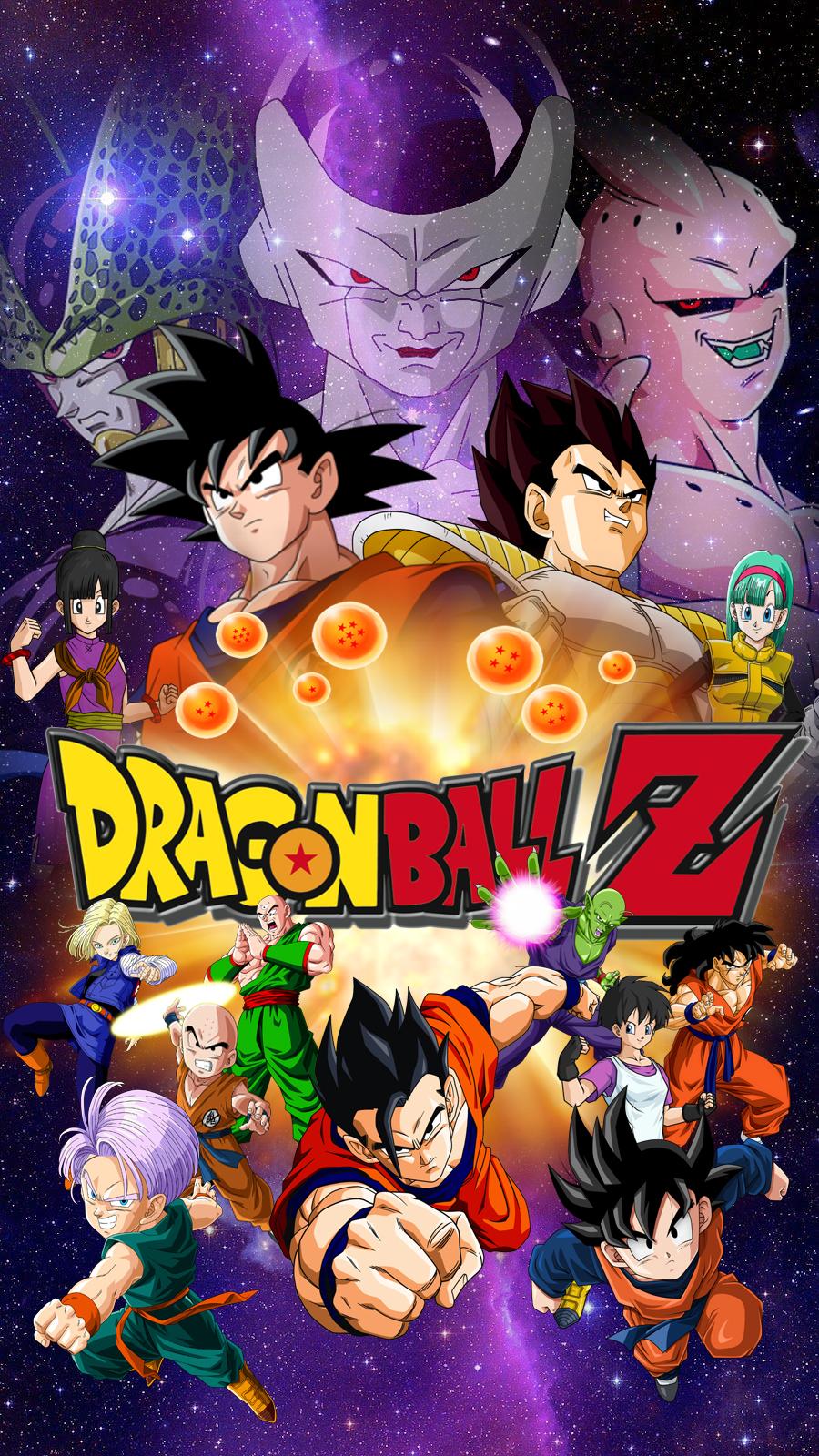 Dragon Ball Z Iphone Wallpaper Hd By Joshua121penalba On Deviantart