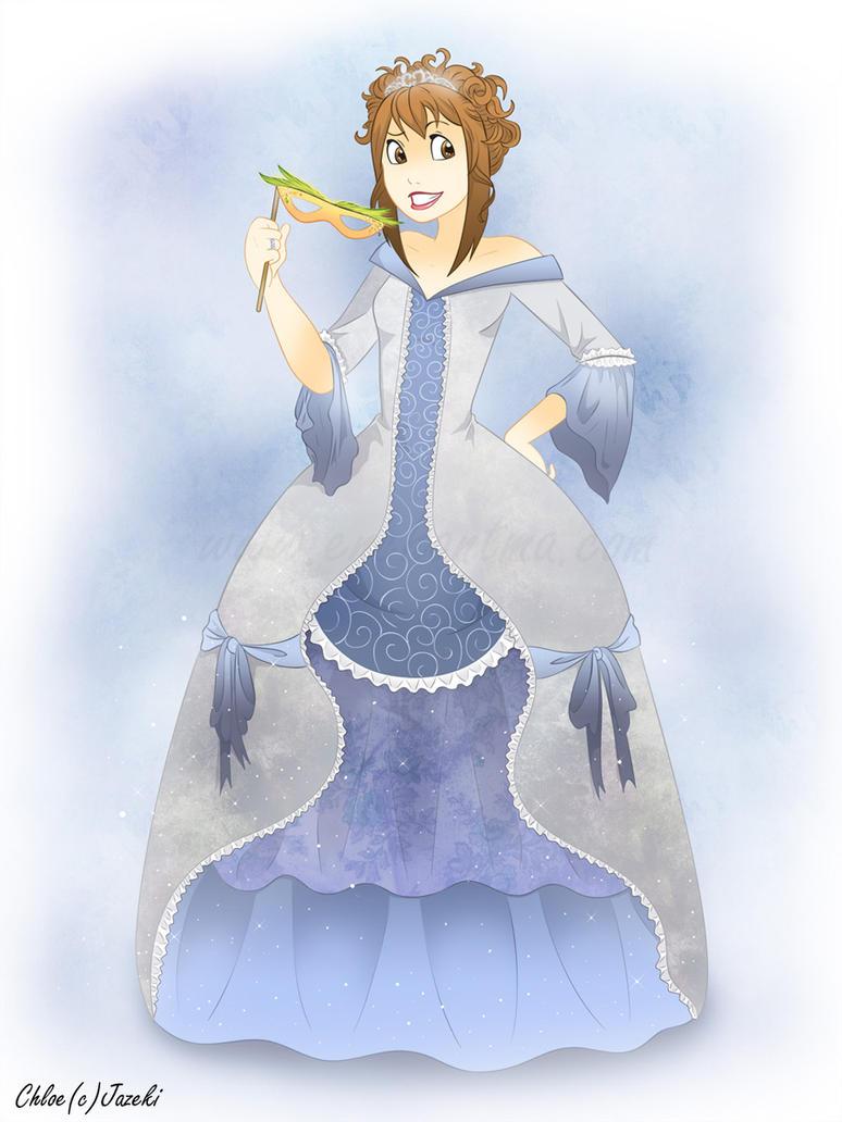 CMSSN Princess Chloe by enchantma