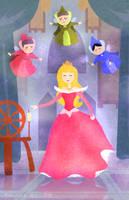 Aurora by enchantma
