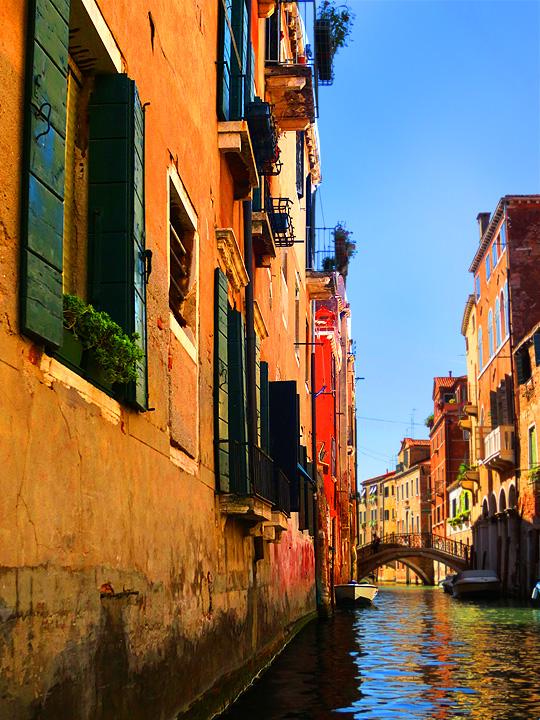 Venezia River by enchantma