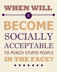 Stupid People by enchantma