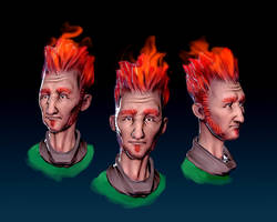 andrey headburn by pixelchaot