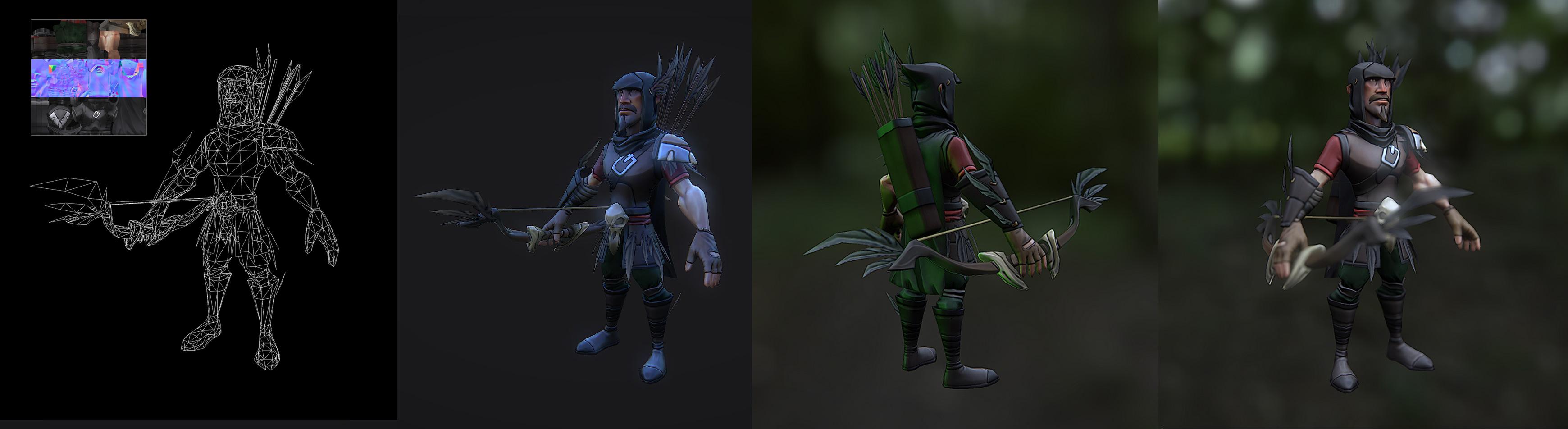 Ranger_Marmoset by pixelchaot