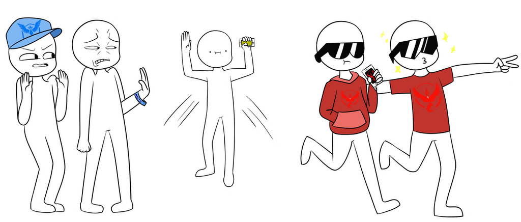 draw your pokemon squad by kirbyplushie on deviantart
