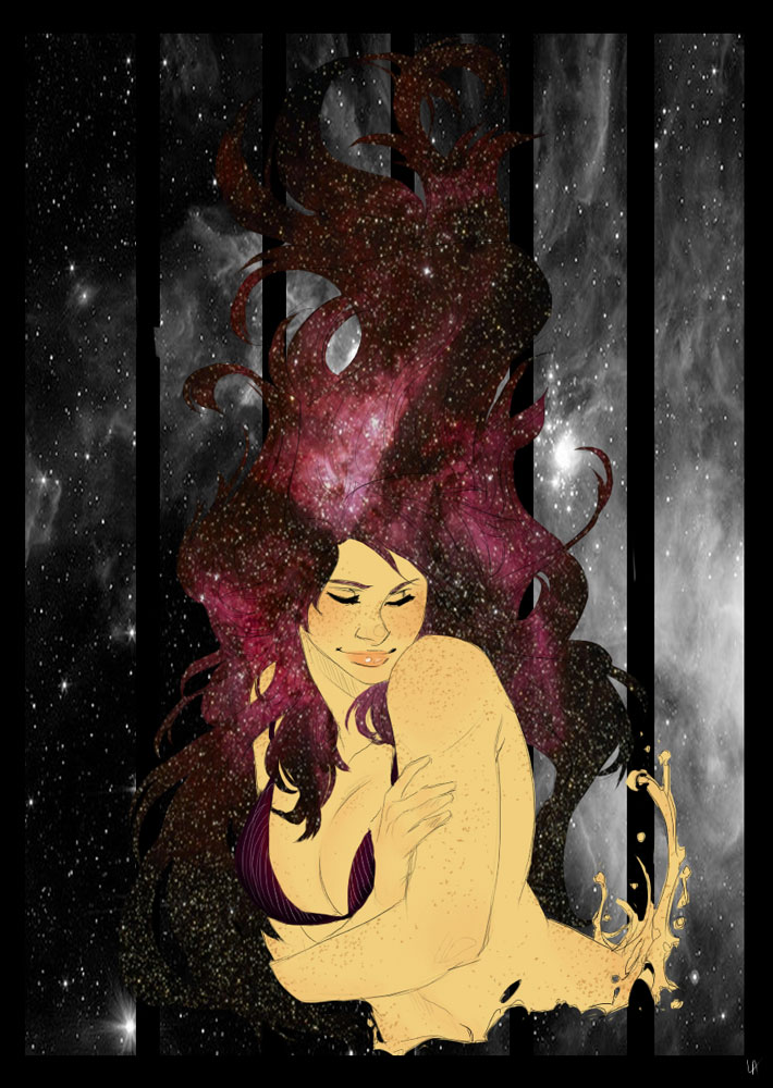 Universe Girl by Marxis