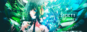 Society of animes - cover by HudinhoLoko