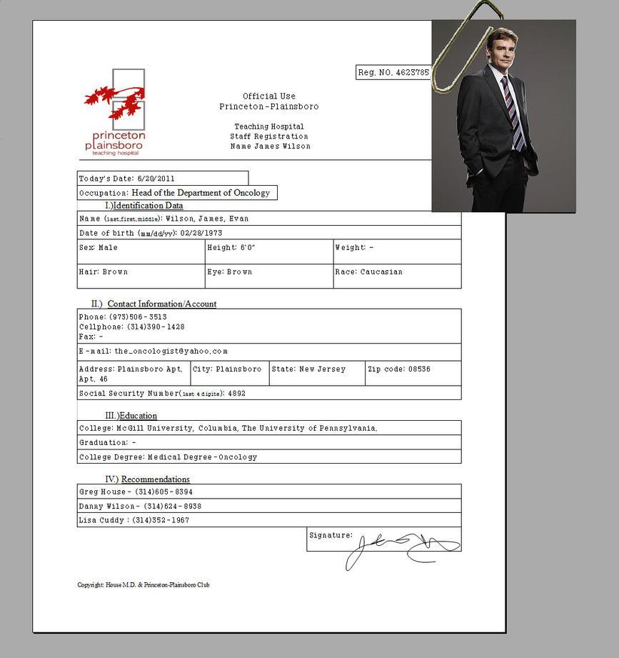 spy resume
