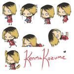 Kenma Kozume Shimeji [Haikyuu!!]