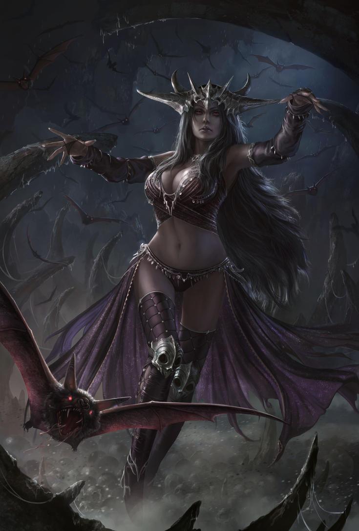 Famous Raven Paintings Blood