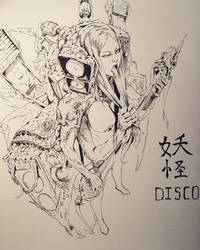 Monster Disco by 90chin