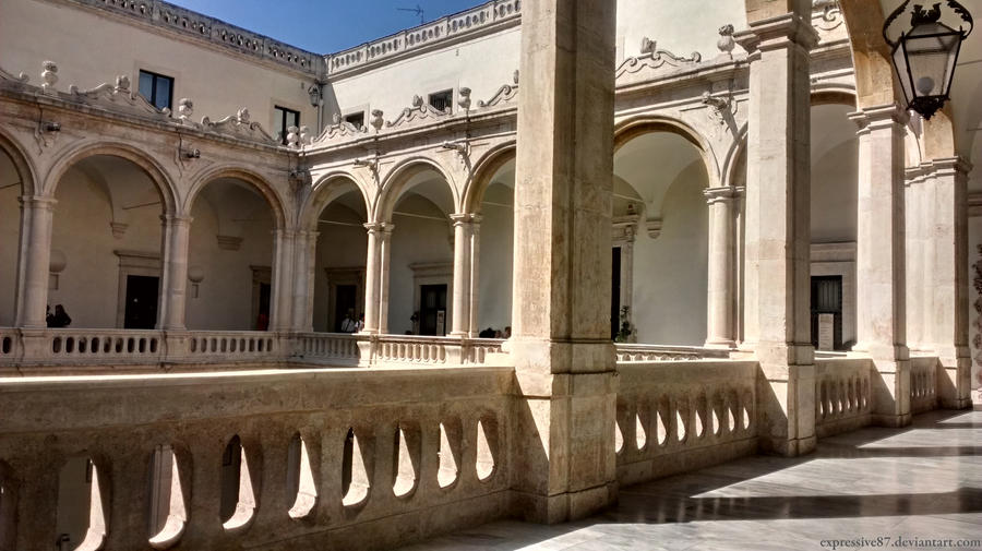 University of Catania by expressive87