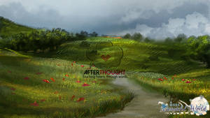 Path Background - A More Beautiful World by AfterthoughtStudios