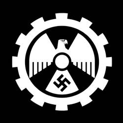 Nuclear Germany Emblem by Flagman88