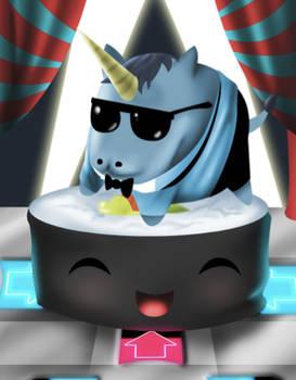 Gangnam Style Unicorn