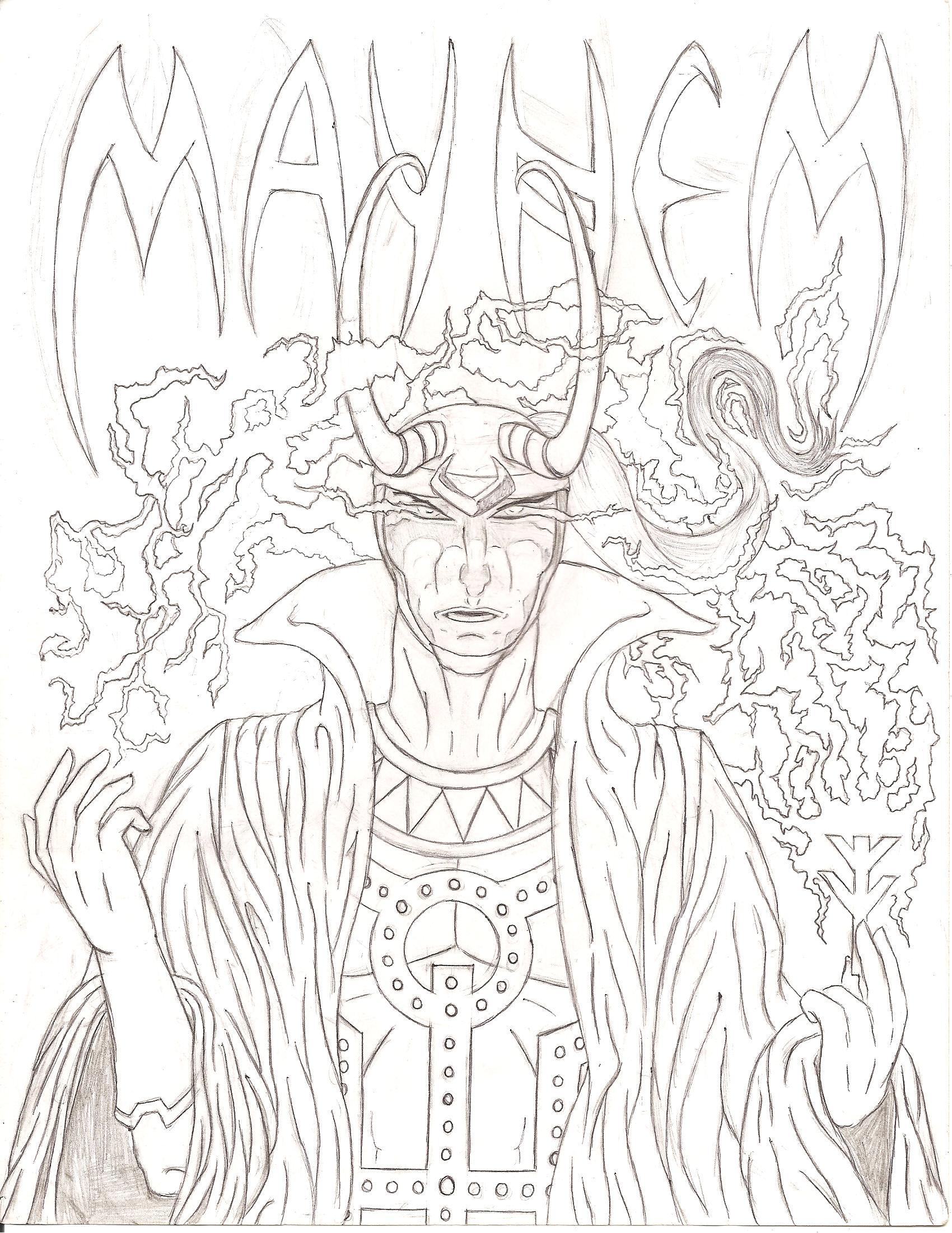 Line Art Marvel : Marvel loki line art by queen of daemons on deviantart