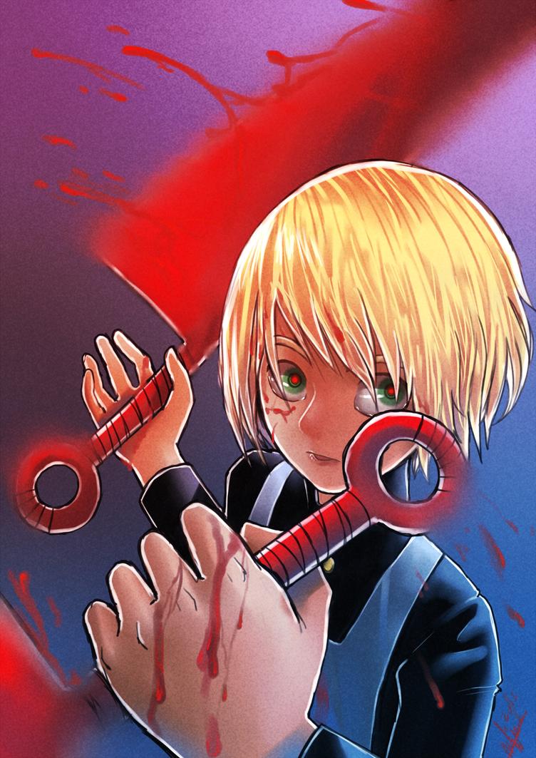 Murderous Nero fan art by Milanopiano