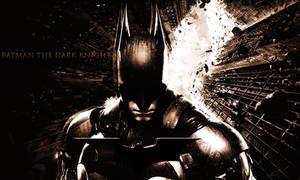 Batman The Dark Knight Wallpaper by leeoxleeo