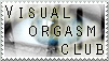 Visual Orgasm Club Stamp by VisualOrgasmClub