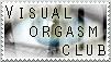 Visual Orgasm Club Stamp by VisualOrgasmClub