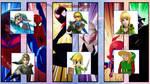 Spider Gang Meme Link edtion by meikotheshinyturtwig