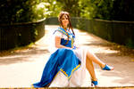 Belldandy is waiting for you