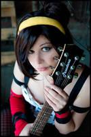 Haruhi Rock Band : Pasadena by Lumis-Mirage