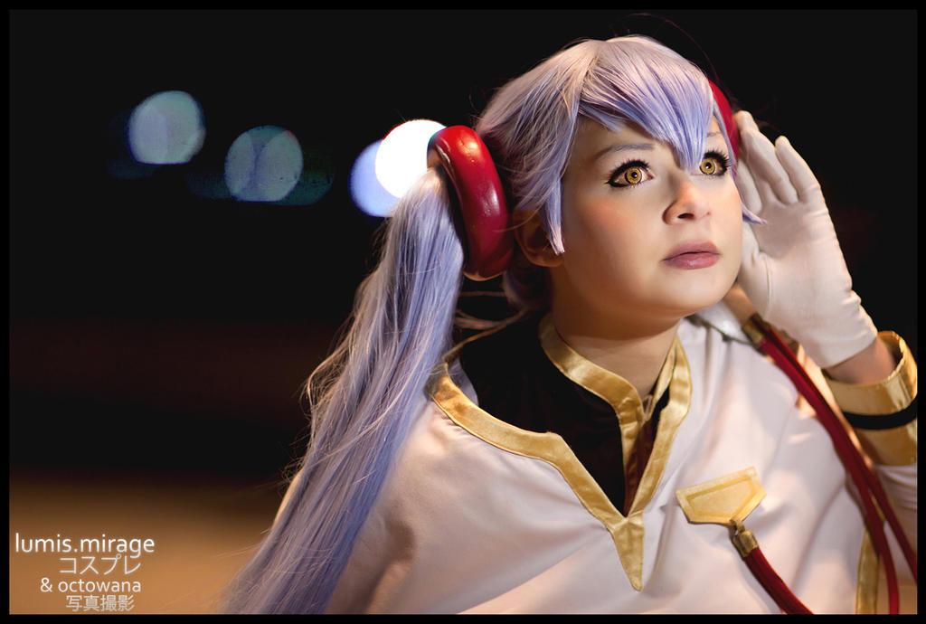 Ruri Hoshino : Nadesico 2 by Lumis-Mirage