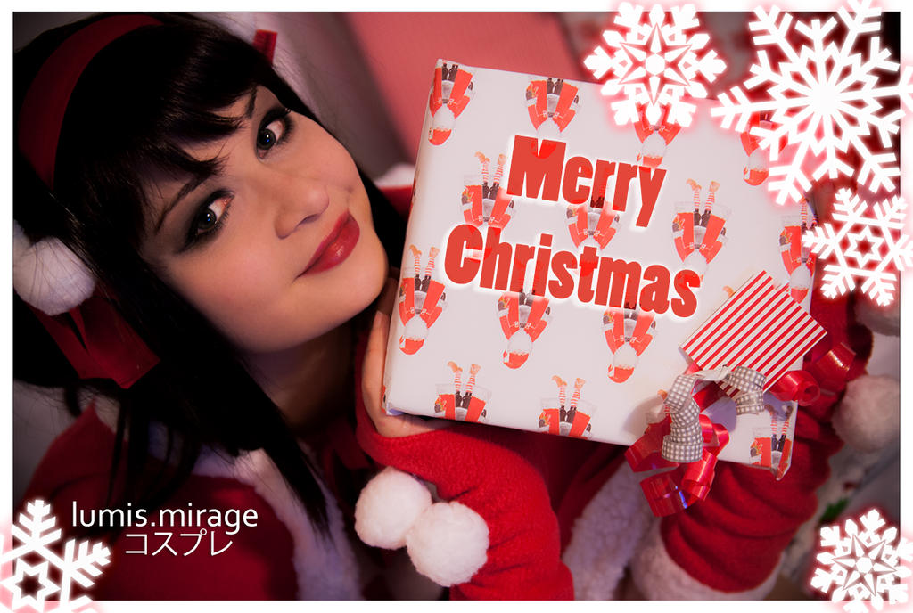 Merry Christmas 2013 by Lumis-Mirage