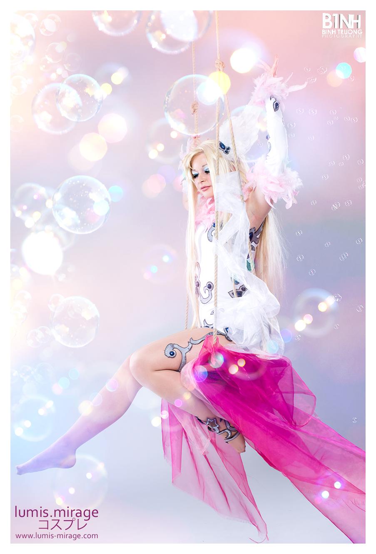 Kaleido Star : Bubble by Lumis-Mirage