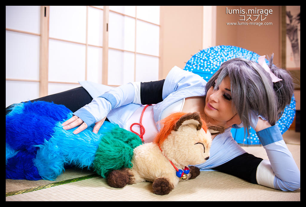 Sheena 2 : Tales of Symphonia by Lumis-Mirage
