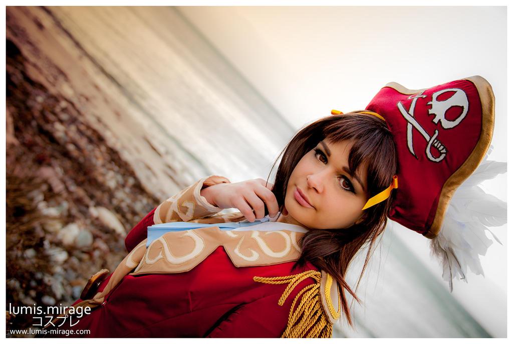 Pirate Haruhi 02 by Lumis-Mirage
