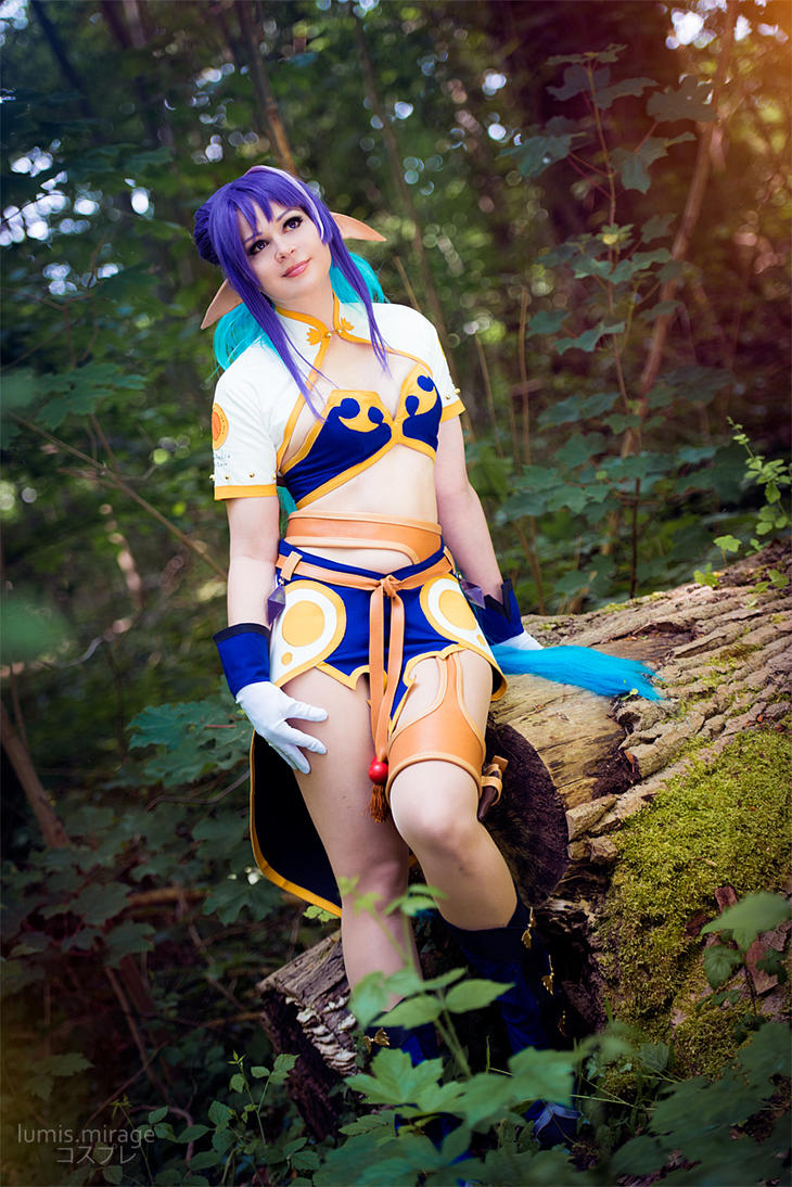 Tales of Vesperia : Judith by Lumis-Mirage