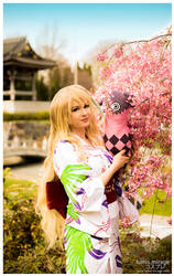 Milla Yukata : Tales of Xillia by Lumis-Mirage