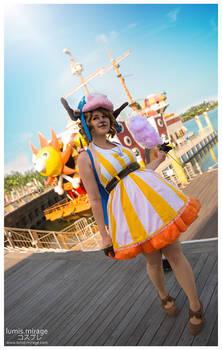 Chopper Candy Lolita Gijinka 01