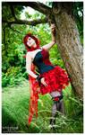 RWBY Ruby Rose Idol Version 1