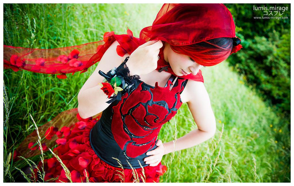 RWBY Ruby Rose Idol Version 2 by Lumis-Mirage